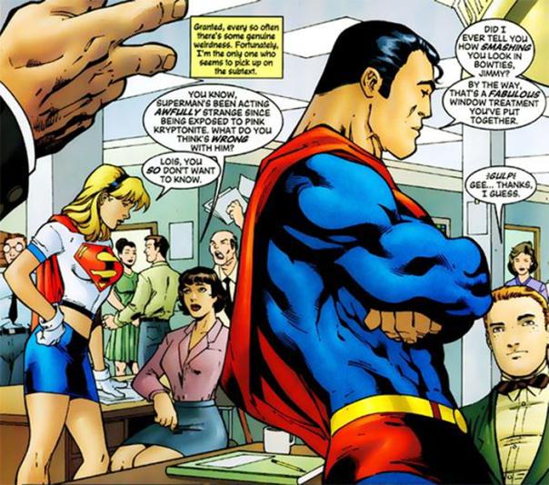 Superman's Pal, indeed