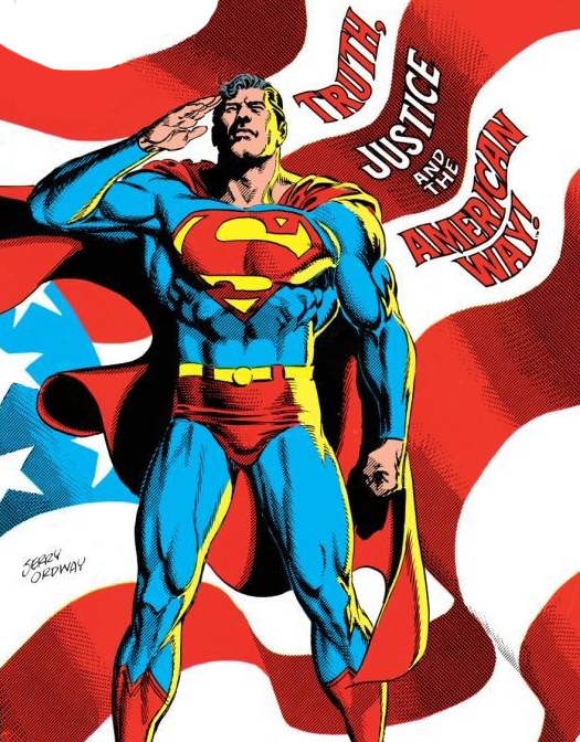 Superman July 4