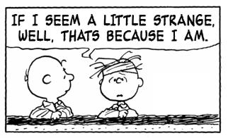 Linus Strange