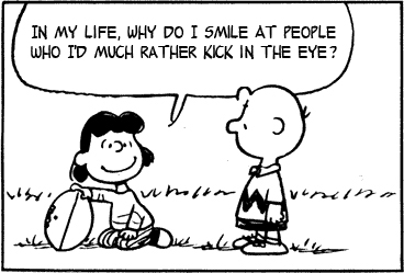 Lucy - Kick In The Eye